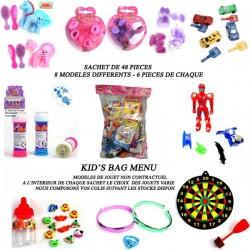 Kid's Bag Menu - jouets enfants